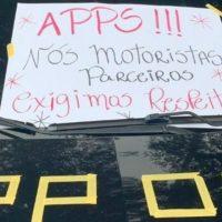 PSOL apoia a luta internacional dos trabalhadores do Uber e de outros aplicativos