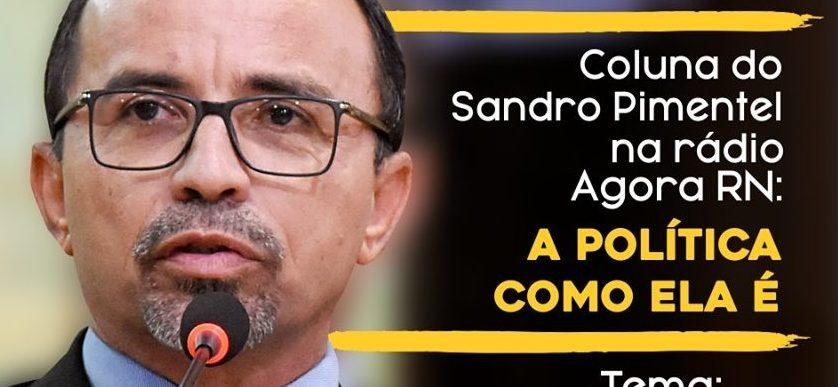Sandro Pimentel comenta: Contribuição sindical