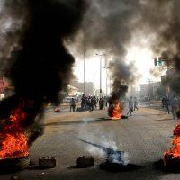 Repúdio ao Massacre de Cartum!