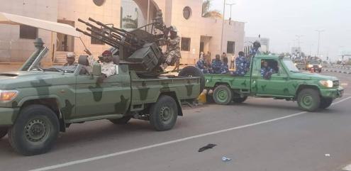 Sudão: 13 mortes e uma centena de feridos devido à repressão militar