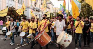 Militância do Juntos em Porto Alegre