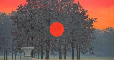 """O Banquete"", René Magritte"