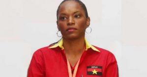 Tchizé dos Santos, filha do ex-presidente de Angola José Eduardo dos Santos - Reprodução