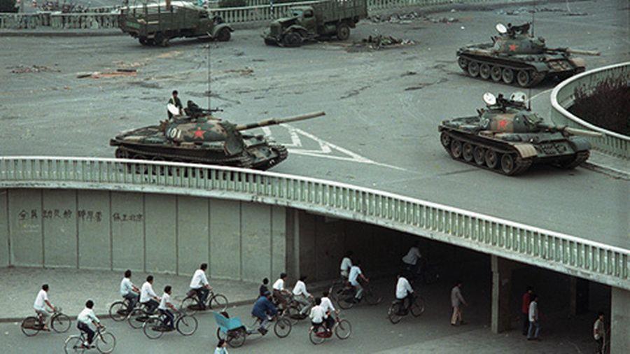 China 1989: Os manifestantes, o Partido e o massacre de Beijing