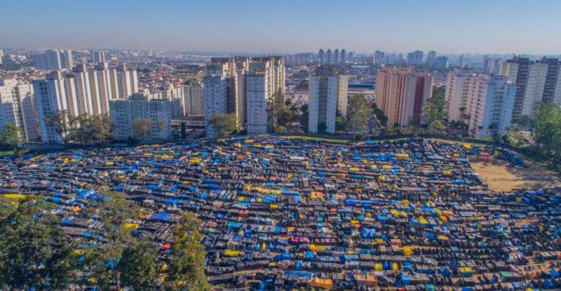 A luta pela cidade é a luta de classes entre especulação e trabalho