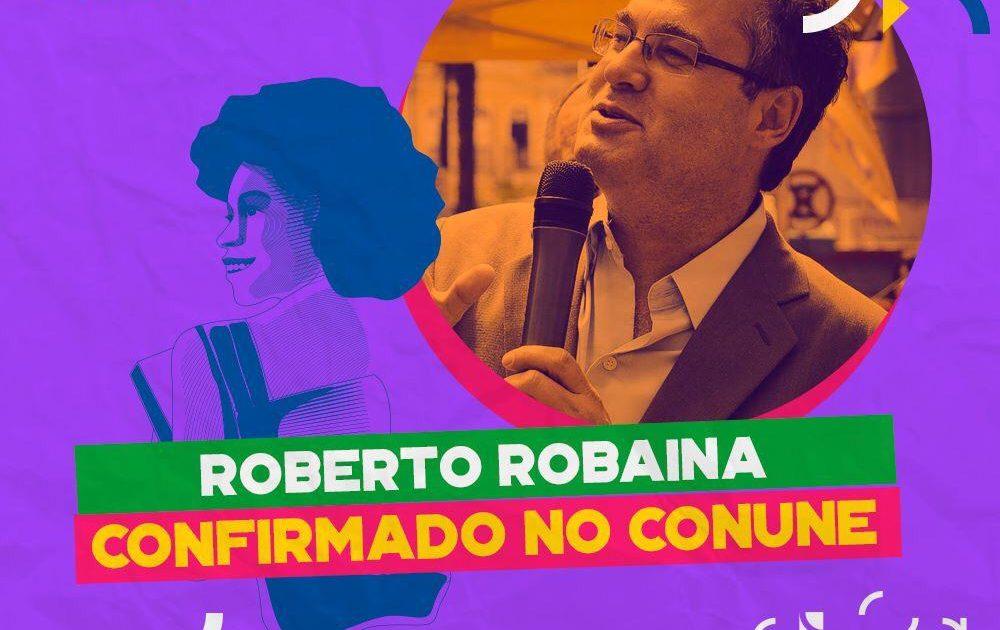 Roberto Robaina debate a situação brasileira no Congresso da UNE