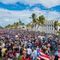 Solidariedade ao povo de Porto Rico