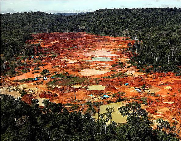 Indígenas e garimpo na Amazônia: o rosto bolsonarista da acumulação primitiva