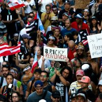 Porto Rico se levanta