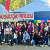 Sobre a luta dos professores do Paraná