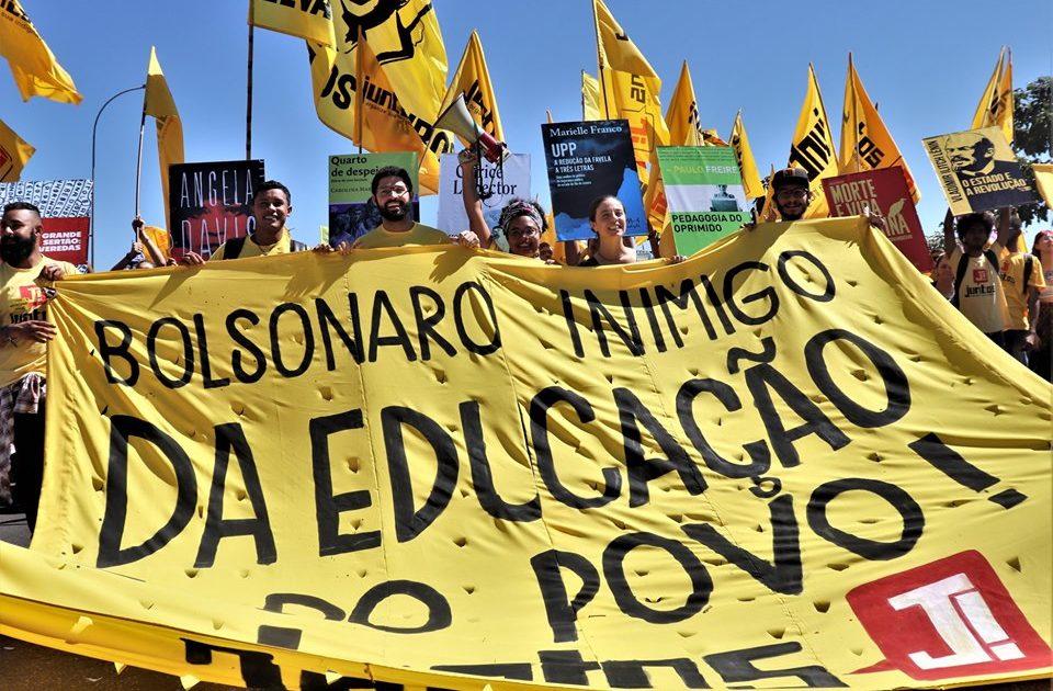 Após uma grande vitória política no Conune, nossa tarefa é mobilizar até vencer os ataques de Weintraub e Bolsonaro