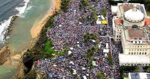 Porto Rico: a população sai à rua contra o sexismo, a homofobia, a austeridade e a corrupção