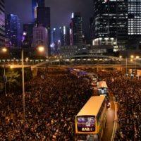 Um país, dois sistemas e uma infinidade de manifestantes pela democracia