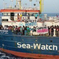 A cumplicidade da UE na criminalização da busca e salvamento no Mediterrâneo