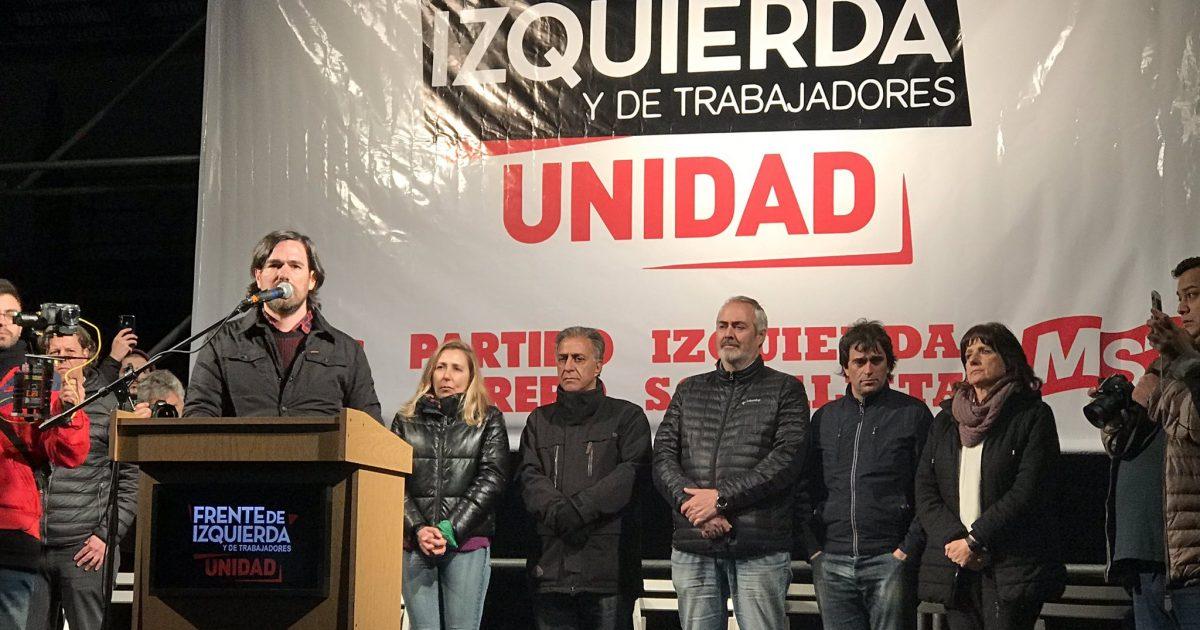 Primárias na Argentina – Por que apoiar a Frente de Esquerda-Unidade?