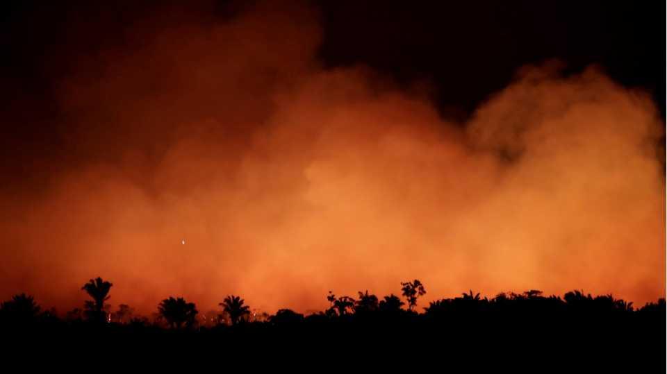 Capitalismo em chamas: a crise ambiental deflagrada por Bolsonaro