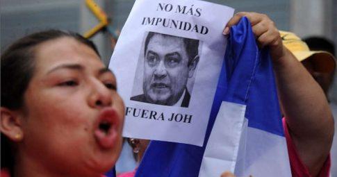 Honduras: outro narcoestado