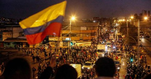 Crise do regime no Equador: a queda do governo é questão de tempo
