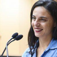 Fernanda Melchionna discursa na ONU