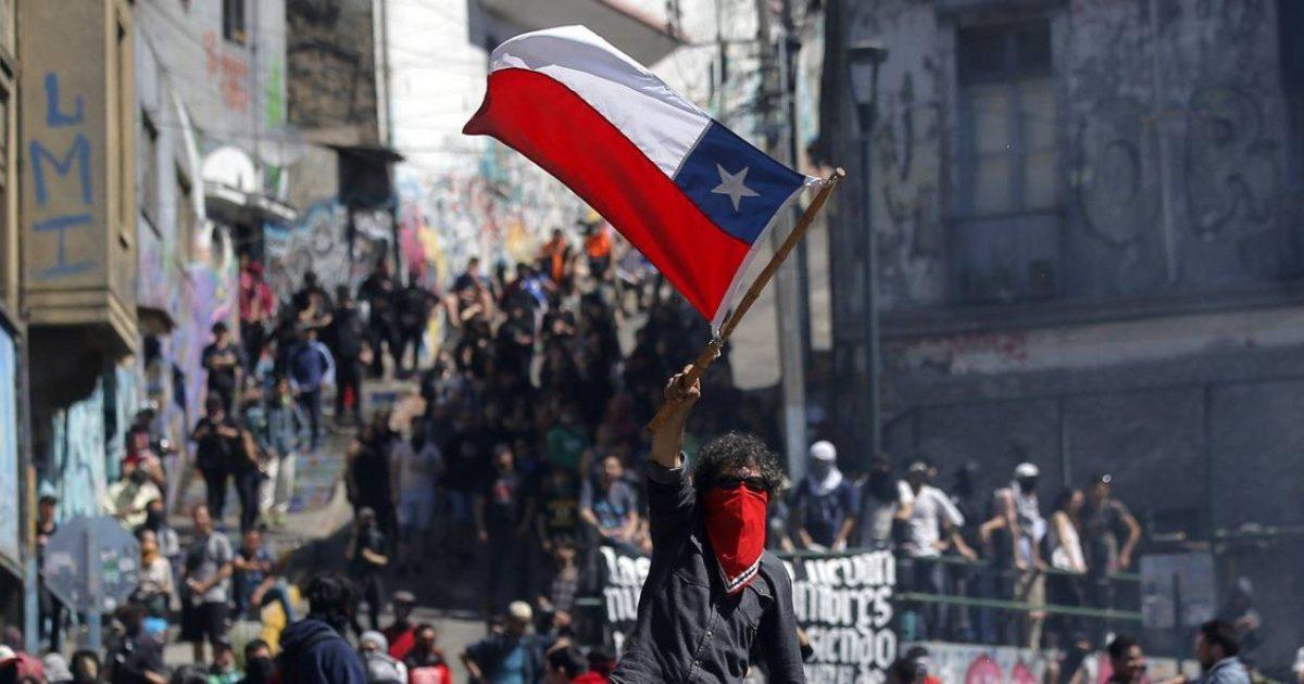 Chile: o paraíso neoliberal em chamas