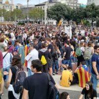 Crônicas catalãs 16-O: mobilidade, repressão e crise do governo
