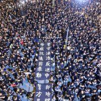Toda a solidariedade às mobilizações em Hong Kong e à Secretaria de Relações Internacionais do PSOL