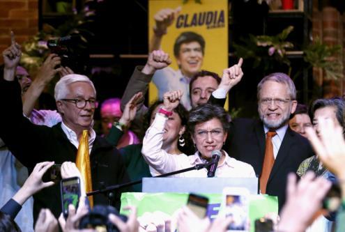 Colômbia: grande derrota do partido do presidente nas eleições municipais