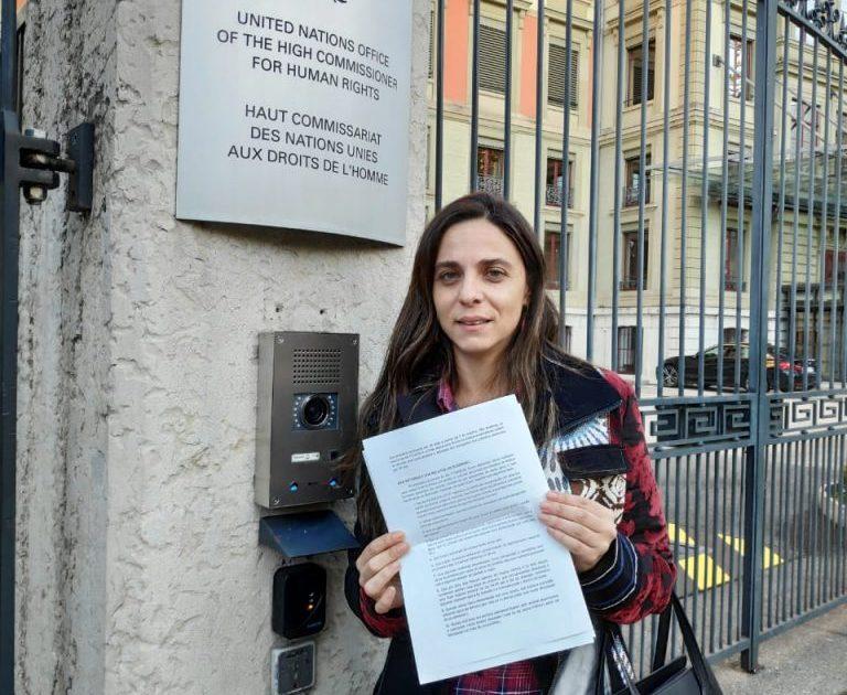 Fernanda é interrompida por Itamaraty na ONU ao denunciar governo Bolsonaro