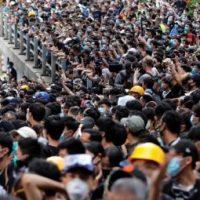 A esquerda internacional deve ir em apoio ao povo de Hong Kong