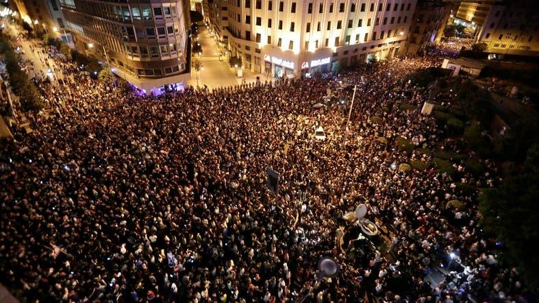 Líbano: uma mobilização histórica do povo contra o governo