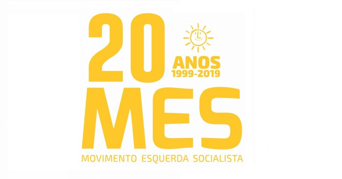 Ato político dos 20 anos do Movimento Esquerda Socialista: viemos de longe!