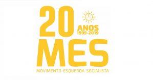 20 anos do MES