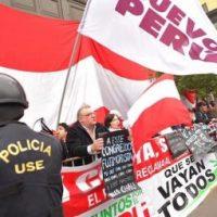 Novo Peru sobre a crise política atual