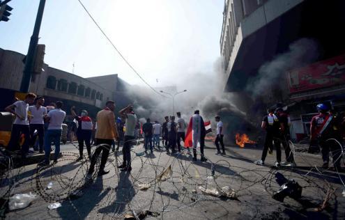 Revolta no Iraque já fez mais de 250 mortos