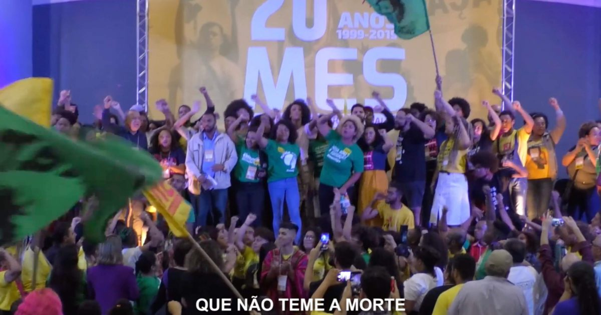 Vídeo: Confira alguns momentos do Encontro de 20 anos do MES