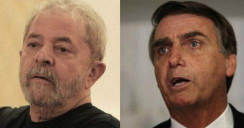 De Lula a Bolsonaro