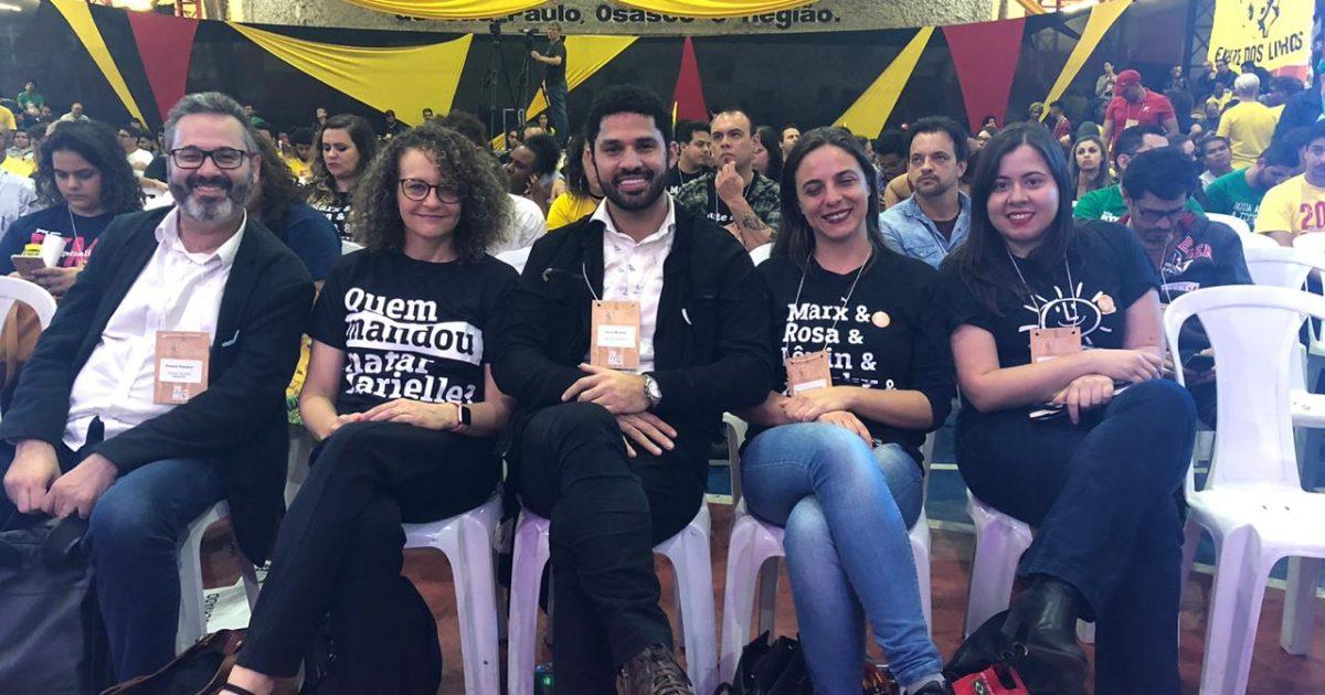 PSOL lança cartilha de direitos LGBTs com David Miranda em Porto Alegre