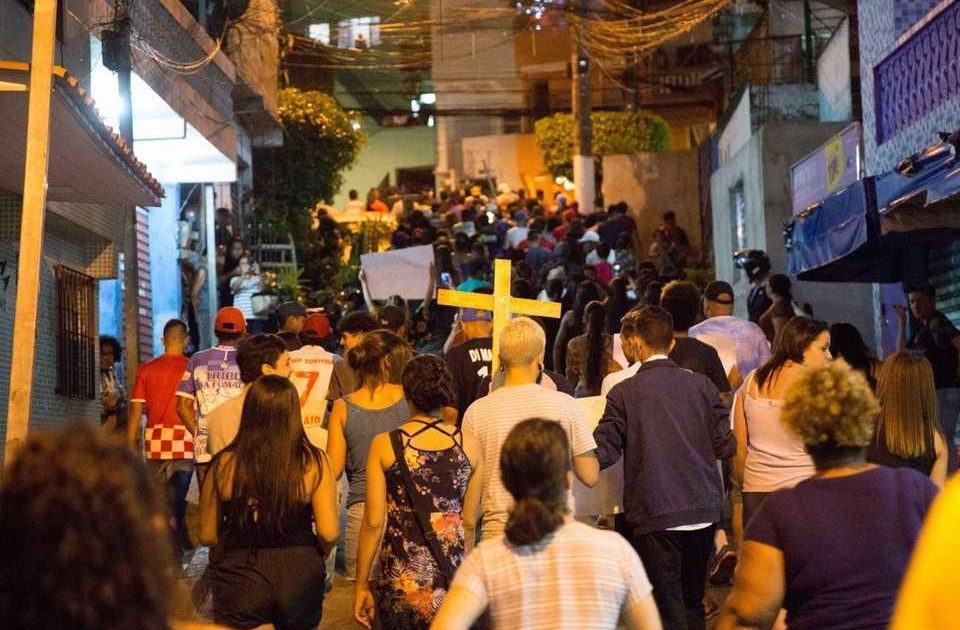 Chacina em Paraisópolis: a necropolítica faz novas vítimas