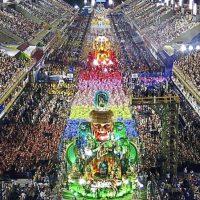 Análise dos sambas-enredo do carnaval 2020 do Rio