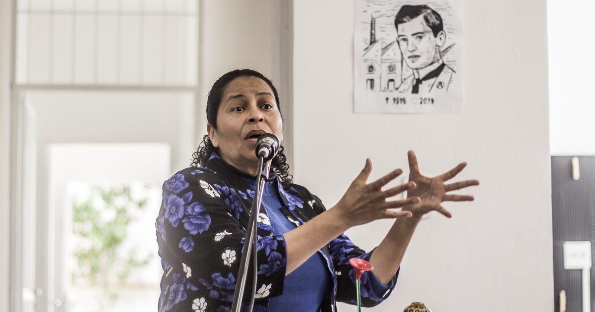 Ubimara Ding anuncia pré-candidatura a vice-prefeita pelo PSOL em Santo André