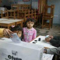 As eleições no Peru