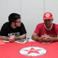 Entrevista com Geraldinho da FNL