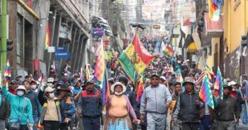 Bolívia: um país em conflito