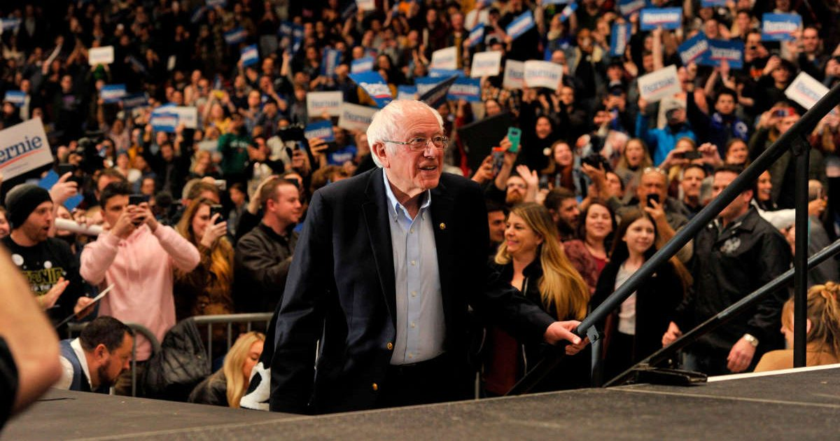 Bernie Sanders e a luta socialista nos Estados Unidos