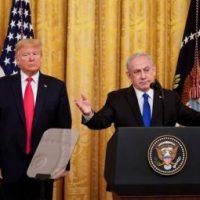 Contra o plano de Trump/Netanyahu para a Palestina!