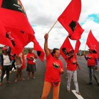 A FNL aponta à luta como solução para o Brasil