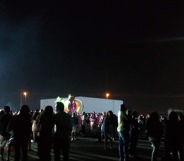 Sobre o carnaval de Porto Alegre
