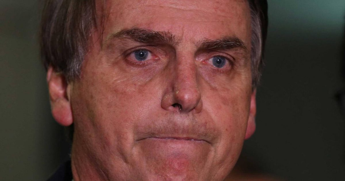 Tirar Bolsonaro para salvar o país!