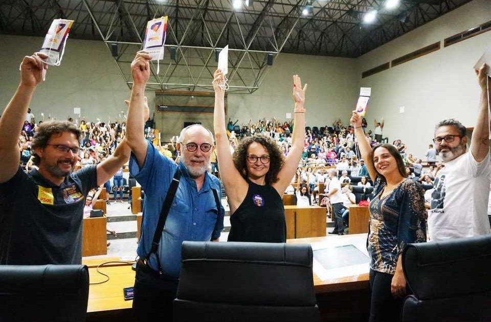PSOL de Porto Alegre referenda nome de Fernanda Melchionna para a prefeitura