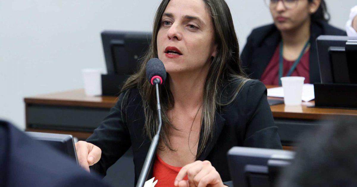 Fernanda Melchionna defende medidas emergenciais para conter o coronavírus